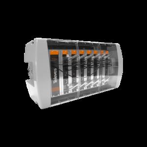 Televes T.0X uređaji u 5072xx ormarićima. ICP Srbija