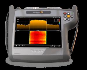 MOSAIQ 6 merenje signala u vremenskom i frekventnom domenu istovremeno ICP Srbija