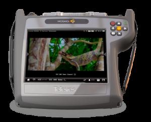 Televes merač analizator spektra podržava rezoluciju 4K UHD - HEVC H.265 ICP Srbija