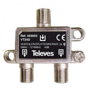 Televes razdelnik ref. 453003 ICP Srbija