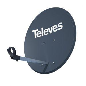 Televes ISD satelitska antena, ICP Srbija