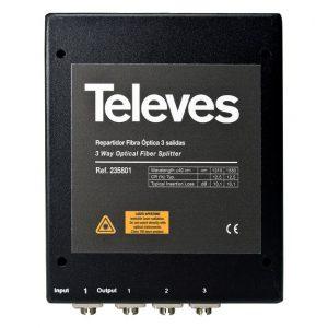 Televes optički spliter za FO SAT