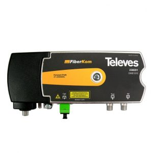 Televes ref. 238201 FiberKom optički predajnik 1310nm Po=3dBm, ICP Srbija