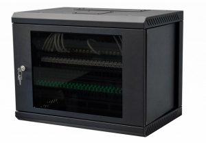 Televes rack ormar 8+2 RU ref. 533107 / 533108 dimenzija 600x460x450mm