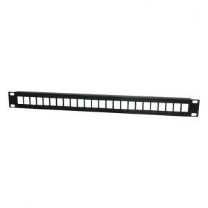Patch panel 1RU za RJ45 konektore ref. 533151