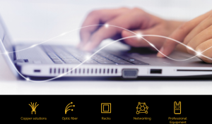 Televes DataCom mrežna oprema - strukturni kablovski sistemi - SKS i FTTx oprema.